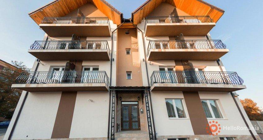 Cazare Aparthotel Crema Residence Alba Iulia