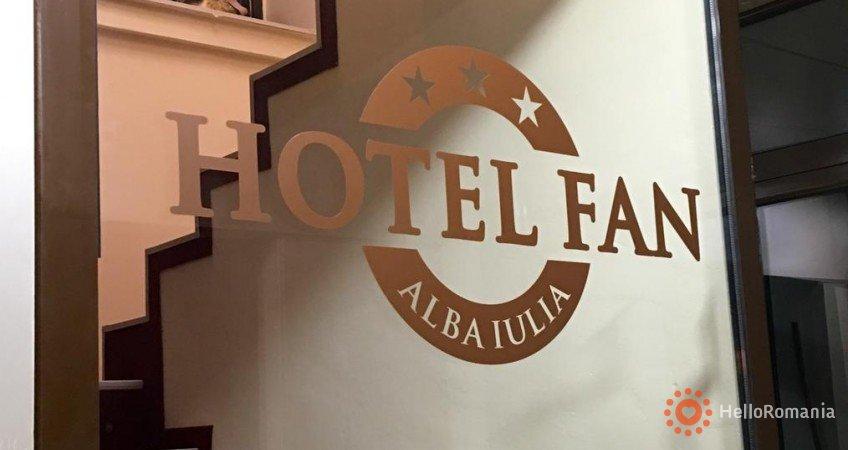 Cazare Hotel Fan Alba Iulia
