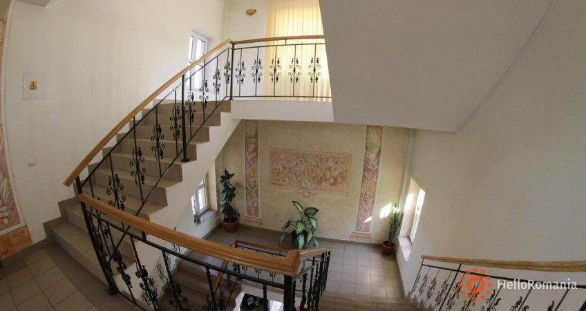Vedere de ansamblu Pensiunea Casa Traiana