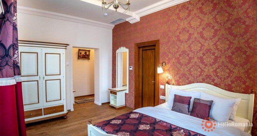 Vedere de ansamblu VILA ANA BOUTIQUE 3* Alba Iulia