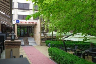 Galerie Hotel Best Western Central