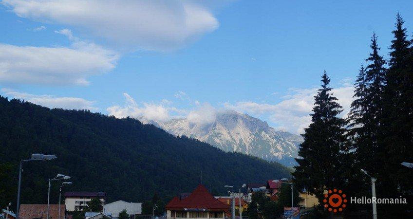 Vedere de ansamblu Hotel Azuga Ski & Bike Resort Azuga