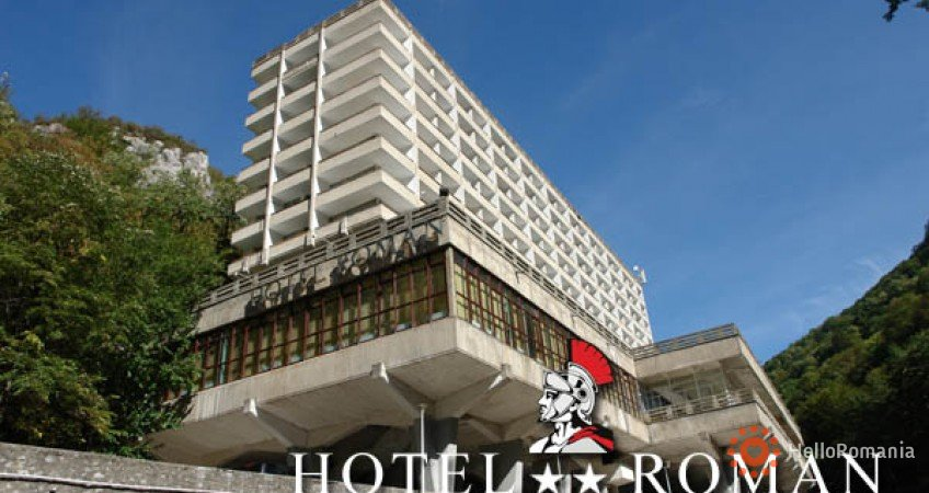 Foto Hotel Roman Băile Herculane
