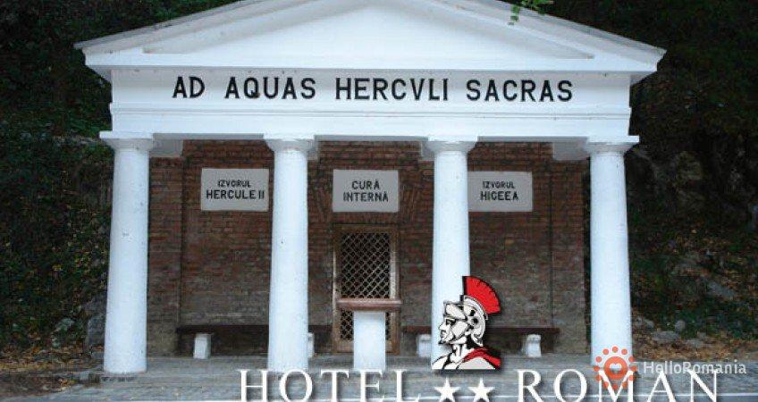 Cazare Hotel Roman