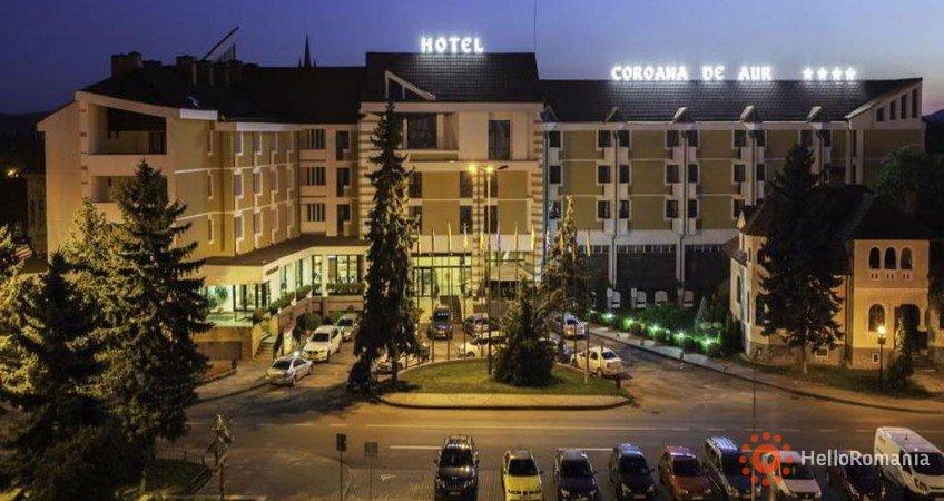 Foto Hotel Coroana De Aur Bistrita