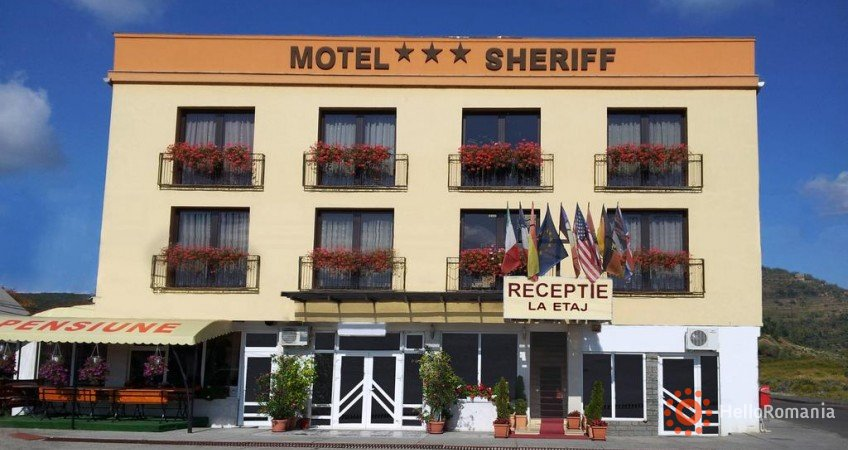 Imagine Motel Sheriff Bistrita
