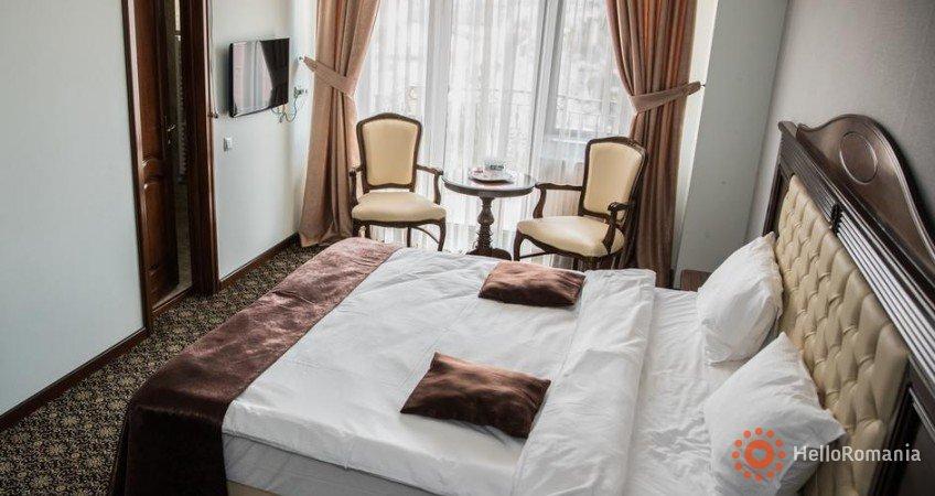 Vedere de ansamblu Hotel Giuliano