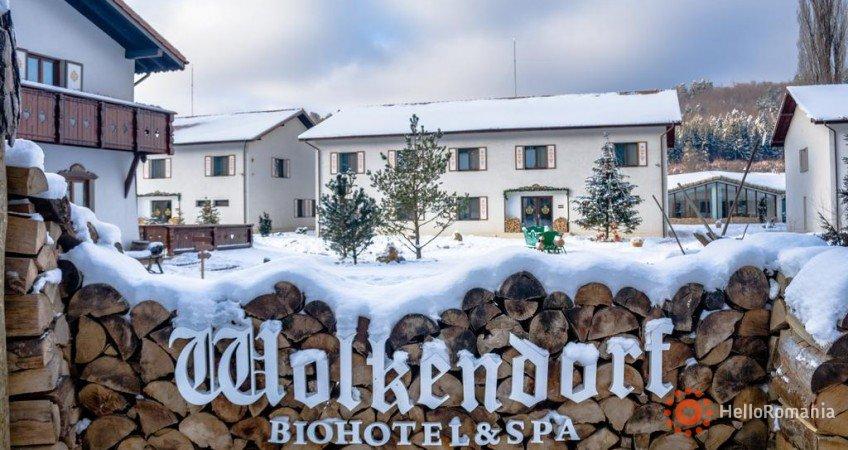 Imagine Wolkendorf Bio & Spa Bran