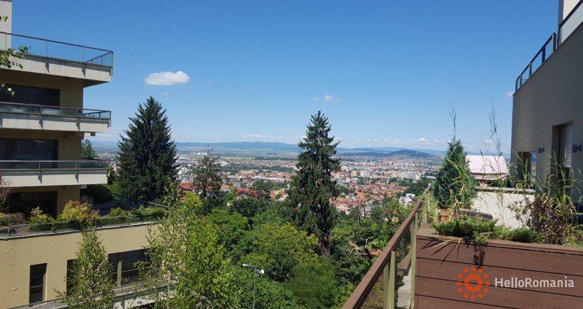 Vedere de ansamblu Bellevue Brasov