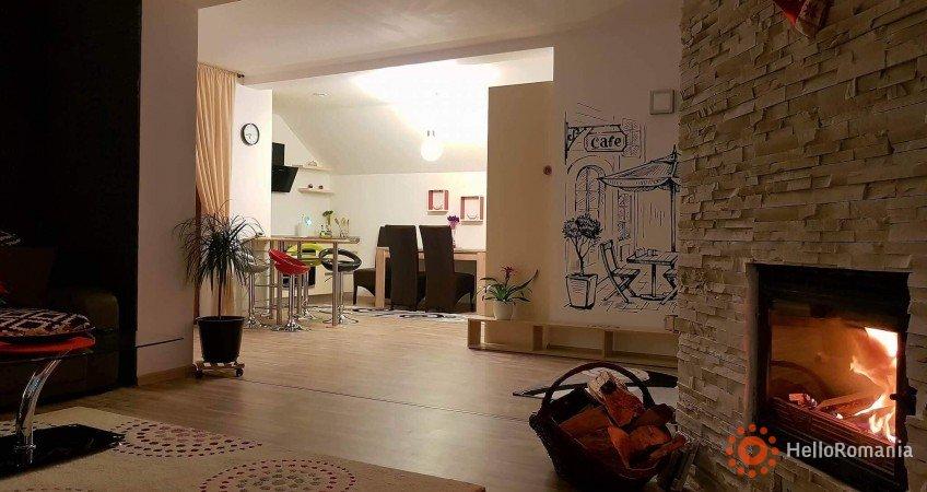 Vedere de ansamblu Cristina House