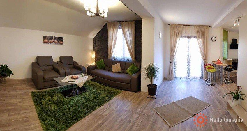 Vedere de ansamblu Apartament Cristina House Brasov