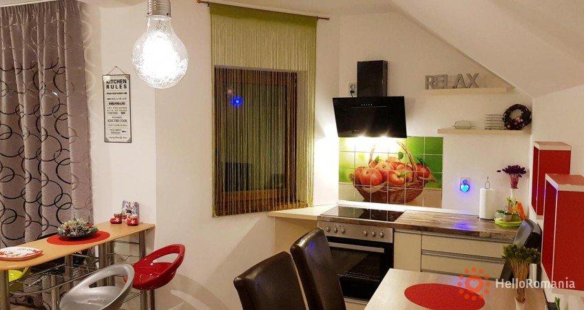 Overview Apartament Cristina House