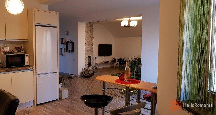 Accommodation Apartament Cristina House
