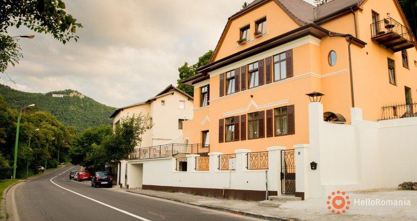 Vedere de ansamblu Aparthotel Casa Moritz