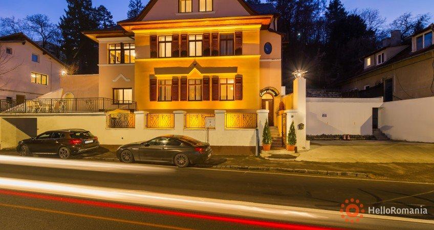 Imagine Aparthotel Casa Moritz Brașov