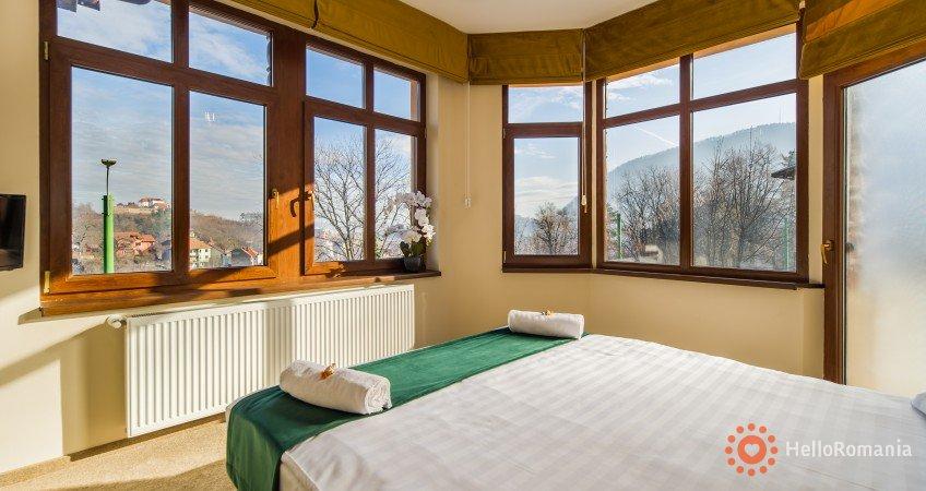 Vedere de ansamblu Aparthotel Casa Moritz Brașov