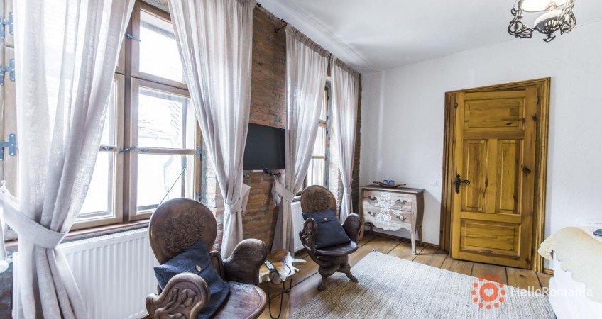 Cazare Aparthotel Casa Veche