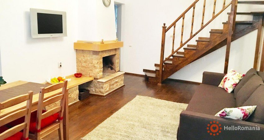 Overview CHARMING FIREPLACE APARTMENT Brașov