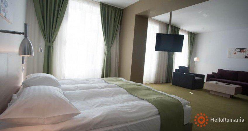 Vedere de ansamblu Hotel Armatti Brașov