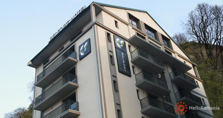 Imagine Hotel Belfort Brașov