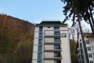 Vedere de ansamblu Hotel Belfort