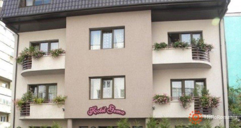 Vedere de ansamblu Hotel Gema Brasov