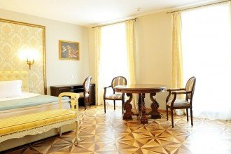 Accommodation Safrano Palace