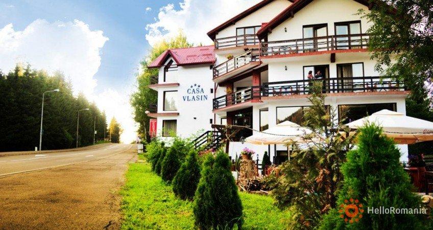 Cazare Pensiunea Casa Vlasin Brașov