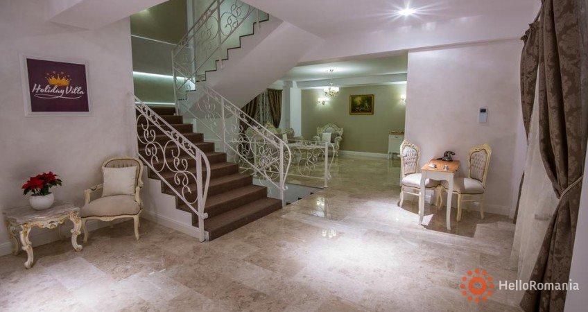 Galerie Pensiunea Holiday Villa Brașov