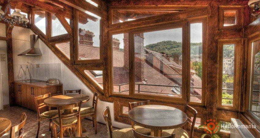 Vedere de ansamblu Residence Ambient Brașov