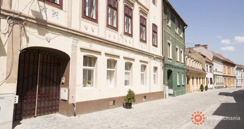 Vedere de ansamblu SUNNY OLD TOWN APARTMENT Brașov