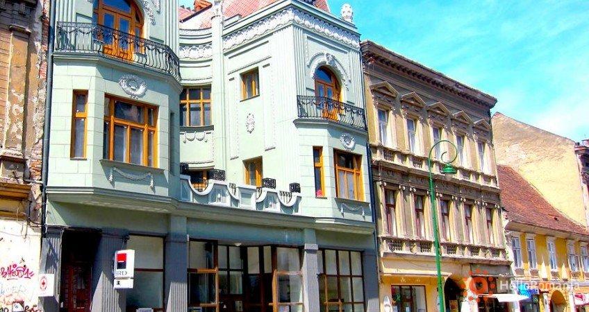 Vedere de ansamblu The Residence Brasov