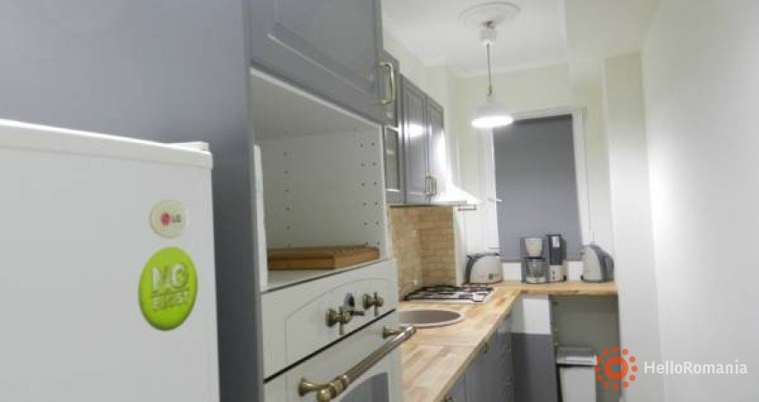 Imagine Apartament Lyric Bucuresti