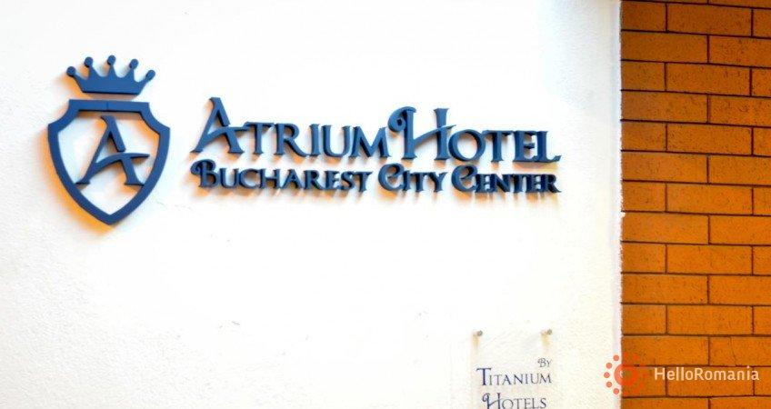 Galerie Atrium Hotel Bucharest City Center