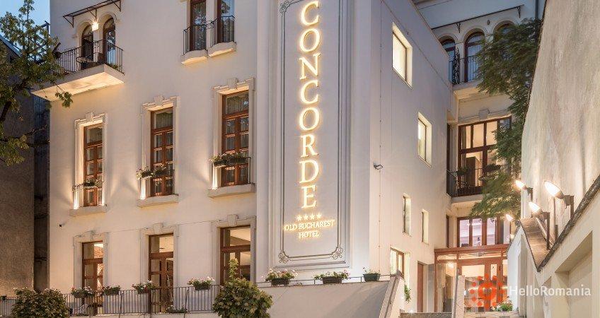 Galerie Concorde Old Bucharest