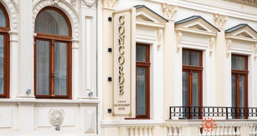 Foto Concorde Old Bucharest Hotel
