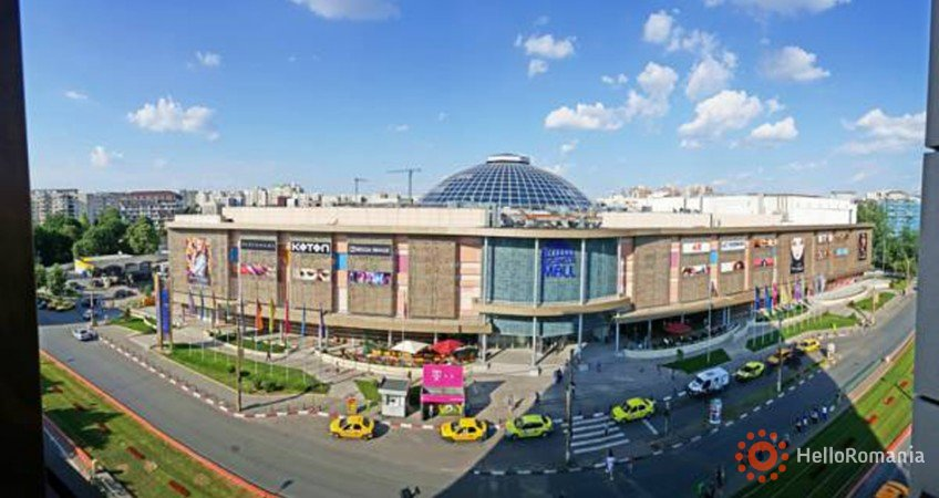 Vedere de ansamblu Domeview Vitan Mall Bucuresti