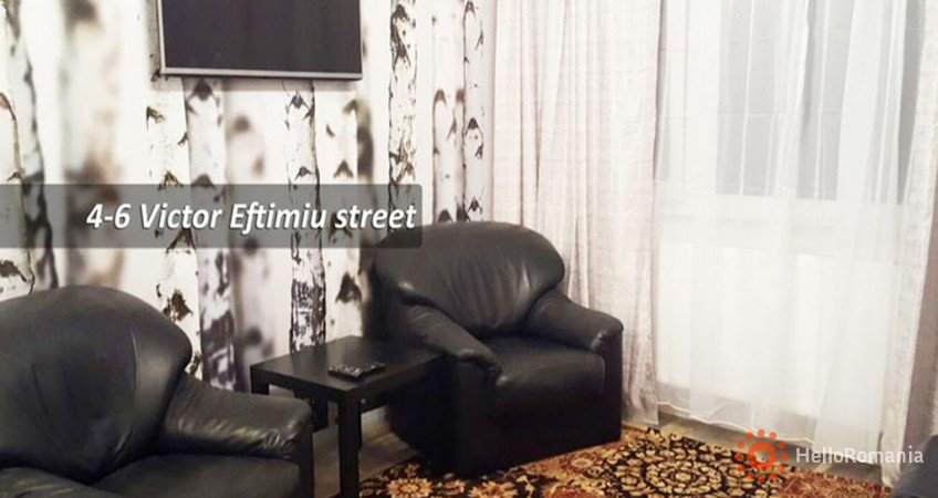 Cazare Eftimiu Apartment