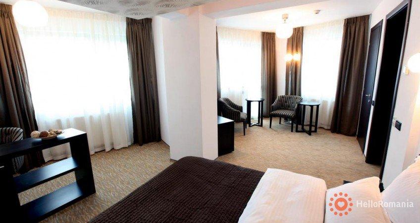 Vedere de ansamblu Hotel Ambiance Bucuresti
