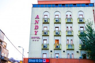 Imagine Hotel Andy Bucharest