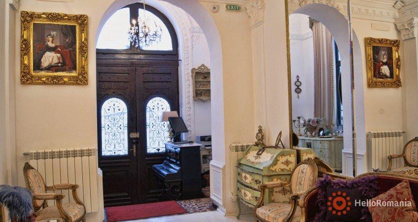 Cazare Boutique Conacul Coroanei București