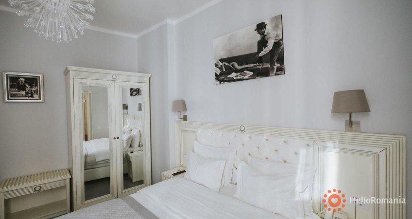 Vedere de ansamblu HOTEL CHERIE BOUTIQUE București