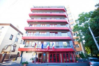 Vedere de ansamblu Hotel SS Residence București