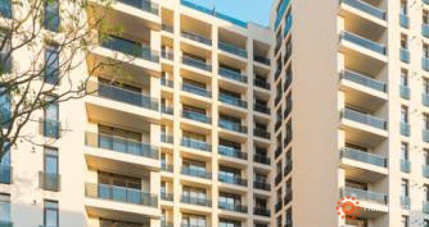 Vedere de ansamblu Novum ApartHotel București