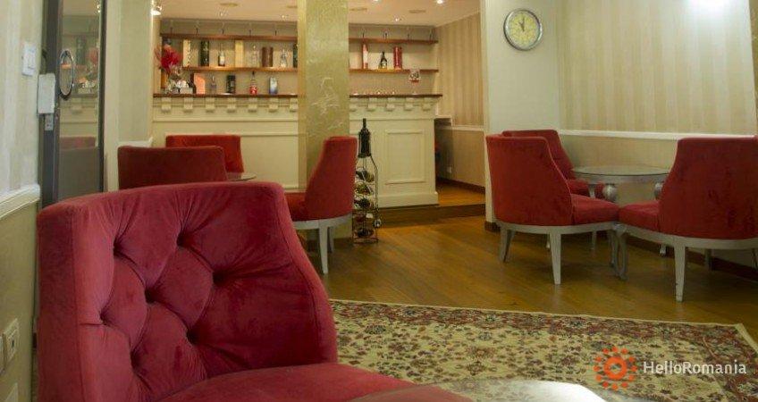 Cazare Vesuvio Prince Park Apartments Bucuresti