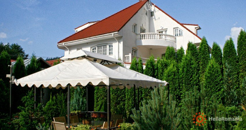 Vedere de ansamblu Boutique Hotel Club Austria Busteni