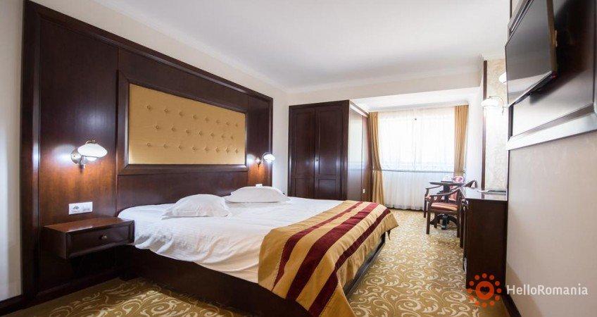 Vedere de ansamblu Hotel Silva