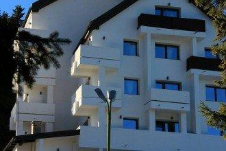 Vedere de ansamblu Hotel Alpin Rarau