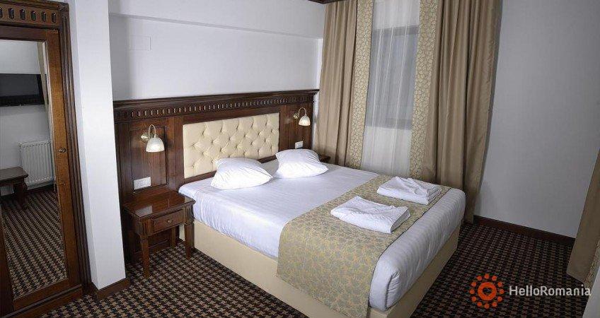 Vedere de ansamblu Hotel Alpin Rarau Câmpulung Moldovenesc