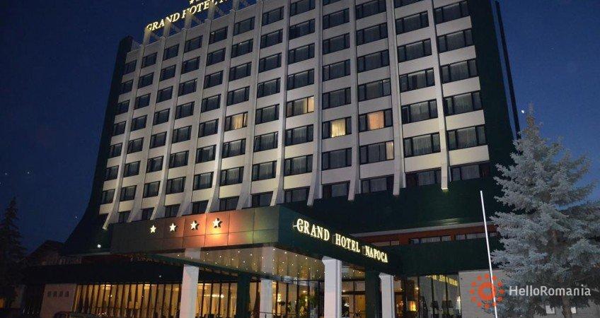 Imagine Grand Hotel Napoca Cluj-Napoca